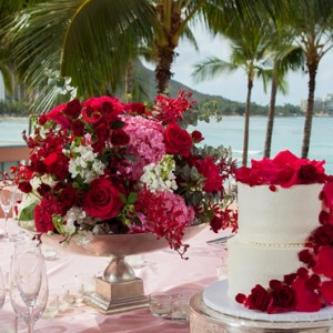 Hawaii Honeymoon Packages Royal Hawaiian Resort Wedding 3