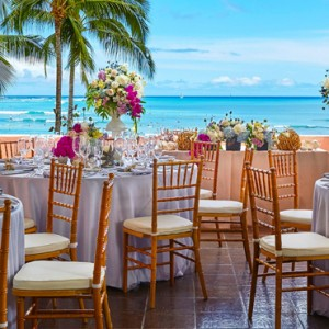 Hawaii Honeymoon Packages Royal Hawaiian Resort Wedding 5