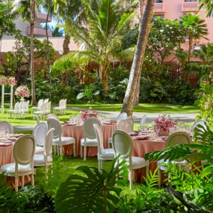 Hawaii Honeymoon Packages Royal Hawaiian Resort Wedding 6