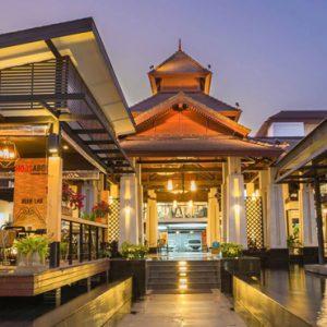 Kantary Terrace Kantary Hills Chiang Mai Thailand Honeymoons