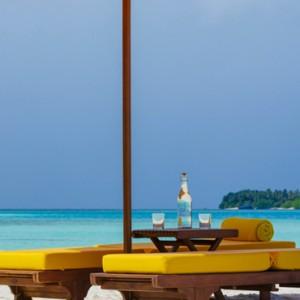 Maldives Honeymoon Packages Angsana Velavaru Beachfront Jet Pool Villa
