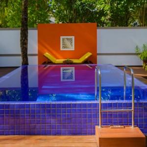 Maldives Honeymoon Packages Angsana Velavaru Deluxe Beachfront Pool Villa 2