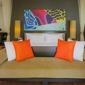 Maldives Honeymoon Packages Angsana Velavaru Deluxe Beachfront Pool Villa 4