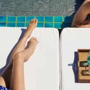 Maldives Honeymoon Packages Angsana Velavaru Inocean Sunset Pool Villa