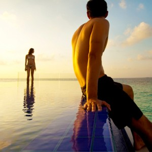 Maldives Honeymoon Packages Angsana Velavaru Inocean Sunset Pool Villa 2