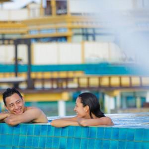 Maldives Honeymoon Packages Angsana Velavaru Inocean Sunset Pool Villa 3
