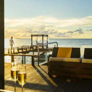 Maldives Honeymoon Packages Angsana Velavaru Inocean Sunset Pool Villa With Sala