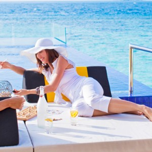 Maldives Honeymoon Packages Angsana Velavaru Inocean Sunset Pool Villa With Sala 2