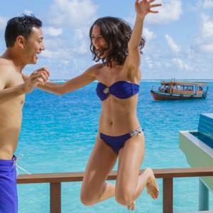 Maldives Honeymoon Packages Angsana Velavaru Inocean Sunrise Pool Villa With Sala