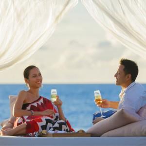 Maldives Honeymoon Packages Angsana Velavaru Inocean Sunrise Pool Villa With Sala 2