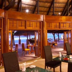 Maldives Honeymoon Packages Angsana Velavaru Kaani Restaurant