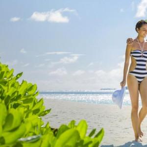Maldives Honeymoon Packages Angsana Velavaru Beach 2
