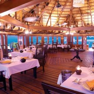 Maldives Honeymoon Packages Angsana Velavaru Dining