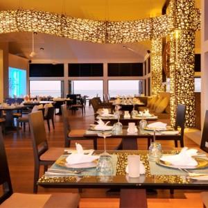 Maldives Honeymoon Packages Angsana Velavaru Dining 2