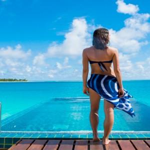Maldives Honeymoon Packages Angsana Velavaru Pool