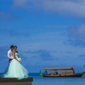 Maldives Honeymoon Packages Angsana Velavaru Wedding