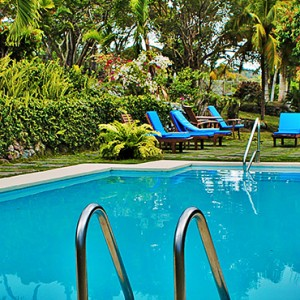 Nevis Honeymoon Packages Hermitage Pantation Inn Nevis Pool 2