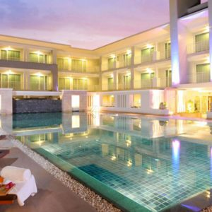 Pool Kantary Hills Chiang Mai Thailand Honeymoons