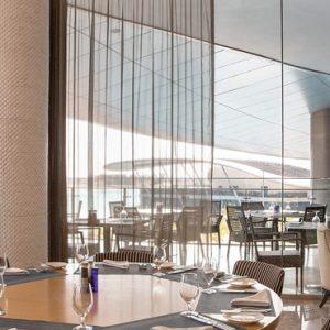 Restaurants Jumeirah Etihad Towers Abu Dhabi Honeymoons