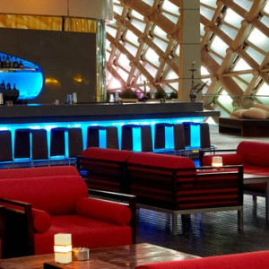 abu dhabi honeymoon packages - yas viceroy abu dhabi - sky lounge