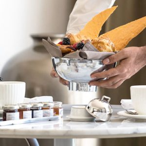 Tea Jumeirah Etihad Towers Abu Dhabi Honeymoons