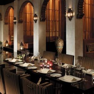 Abu Dhabi Honeymoon Packages Shangri La Al Husn Resort And Spa Shahrazad Moroccan Restaurant