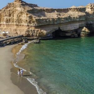 Abu Dhabi Honeymoon Packages Shangri La Al Husn Resort And Spa Beach