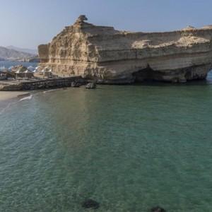 Abu Dhabi Honeymoon Packages Shangri La Al Husn Resort And Spa Beach 2