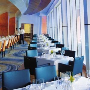 Abu Dhabi Honeymoon Packages Shangri La Al Husn Resort And Spa Dining 2