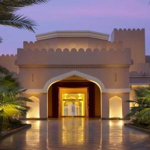 Abu Dhabi Honeymoon Packages Shangri La Al Husn Resort And Spa Exterior 3