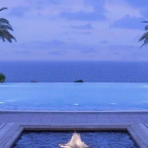 Abu Dhabi Honeymoon Packages Shangri La Al Husn Resort And Spa Pool 2