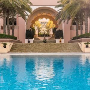 Abu Dhabi Honeymoon Packages Shangri La Al Husn Resort And Spa Pool 3