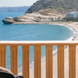 Abu Dhabi Honeymoon Packages Shangri La Al Husn Resort And Spa Views