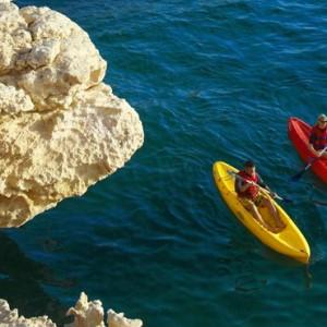 Abu Dhabi Honeymoon Packages Shangri La Al Husn Resort And Spa Watersports