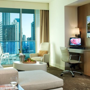 Miami Honeymoon Packages Kimpton EPIC Hotel Miami Waterview One Bedroom Suite