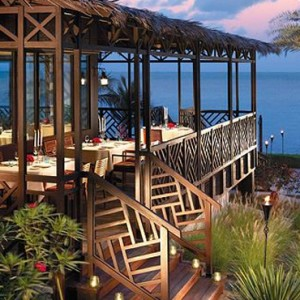 Oman Honeymoon Packages Al Bandar At Shangri La AlJissah Bait Al Bahr
