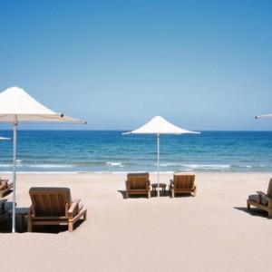 Oman Honeymoon Packages Al Bandar At Shangri La AlJissah Beach