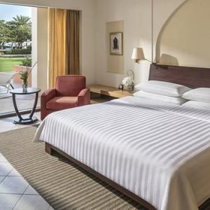 Oman Honeymoon Packages Al Bandar At Shangri La AlJissah Deluxe Terrace 2
