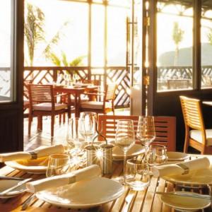 Oman Honeymoon Packages Al Bandar At Shangri La AlJissah Dining