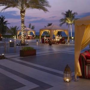 Oman Honeymoon Packages Al Bandar At Shangri La AlJissah Dining 5
