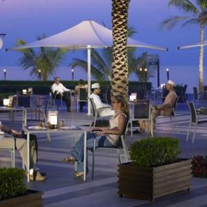 Oman Honeymoon Packages Al Bandar At Shangri La AlJissah Dining 6