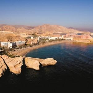Oman Honeymoon Packages Al Bandar At Shangri La AlJissah Exterior