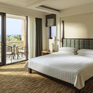 Oman Honeymoon Packages Al Bandar At Shangri La AlJissah One Bedroom Suite