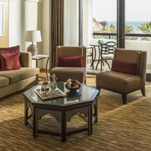 Oman Honeymoon Packages Al Bandar At Shangri La AlJissah One Bedroom Suite 2
