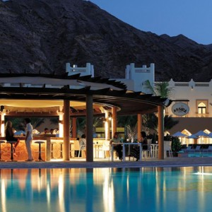 Oman Honeymoon Packages Al Bandar At Shangri La AlJissah Pool