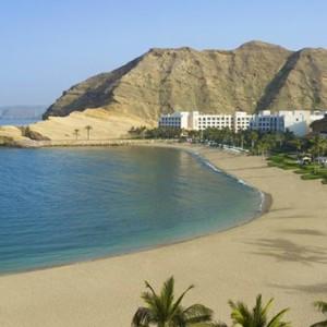 Oman Honeymoon Packages Al Bandar At Shangri La AlJissah Beach 2