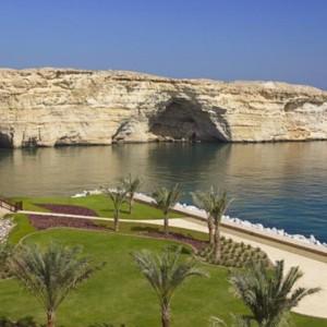 Oman Honeymoon Packages Al Bandar At Shangri La AlJissah Exterior 6