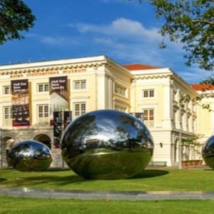 Singapore Honeymoon Packages Fullerton Hotel Asian Civilisation Museum
