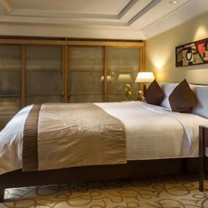 Singapore Honeymoon Packages Fullerton Hotel Collyer Suite