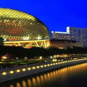 Singapore Honeymoon Packages Fullerton Hotel Esplanade